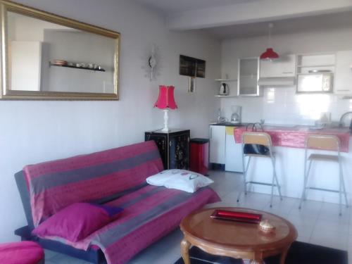 Appartement T2 pres de la Gare Saint Jean