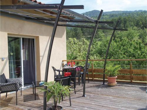 0-Bedroom Holiday Home in Espenel : Hebergement proche de Romeyer