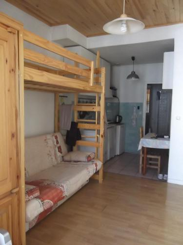 Le studio : Appartement proche de Curbans