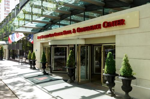 Paris Marriott Rive Gauche Hotel & Conference Center : Hotel proche du 14e Arrondissement de Paris