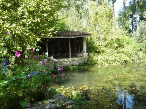 Le Moulin de la Forge : Hebergement proche d'Arrans