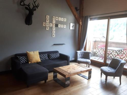 Cosy Appartement 3 chambres Morzine : Appartement proche d'Essert-Romand