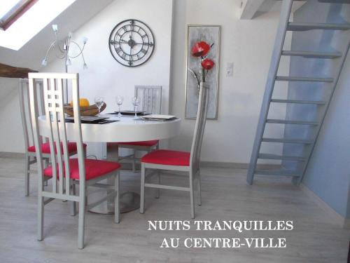 Appartement plein centre : Appartement proche de Longvic