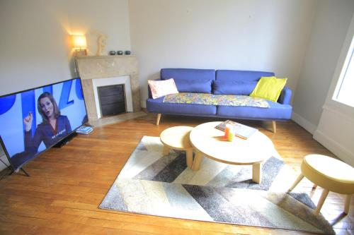 Nice apartment 10 minutes from Paris : Appartement proche de Sèvres