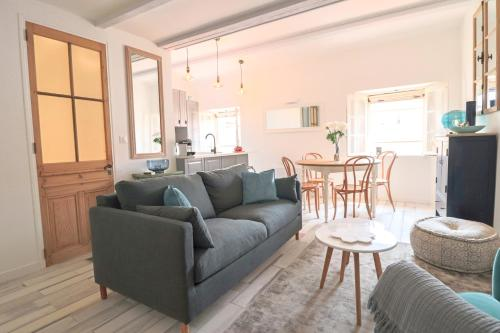Appartement Luxury Flat with Roof Top Terrace