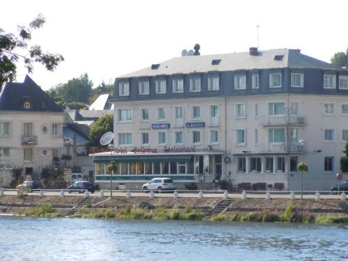 Hotel The Originals Montrichard Le Bellevue (ex Inter-Hotel) : Hotel proche de Chissay-en-Touraine