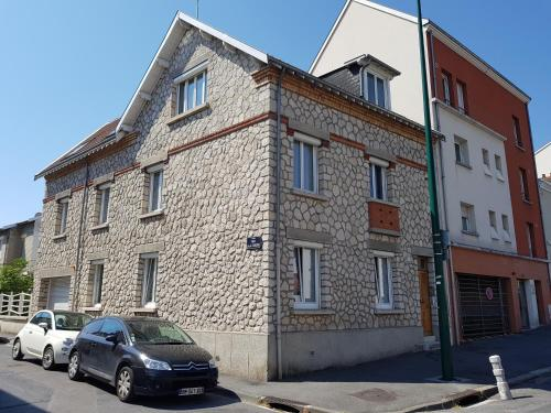Reims Porte De Paris : Appartement proche de Trigny
