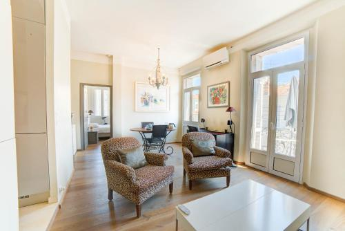 2BR apartment 4 persons A/C -CONGRESS/BEACHES-by IMMOGROOM : Appartement proche de Cannes