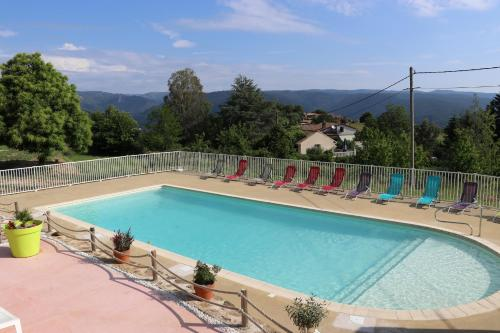 Holiday home Quartier Lachamp : Hebergement proche de Saint-Pierre-Saint-Jean