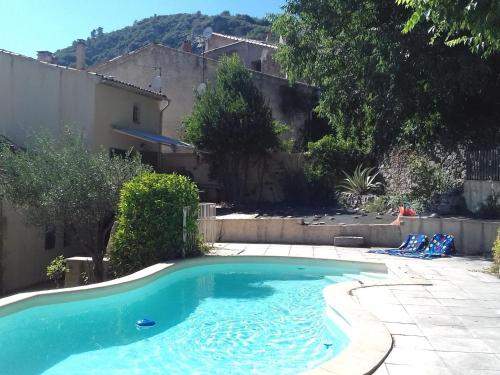 Pool & View Village Villa : Hebergement proche de Cuers