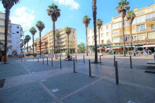 T2 au coeur de la station + parking : Appartement proche de Canet-en-Roussillon