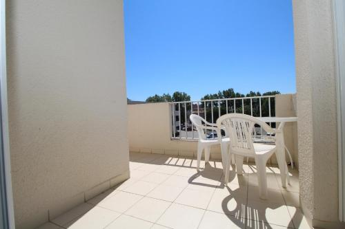 Appartement VOI256 - T2 avec parking a 700m de la plage