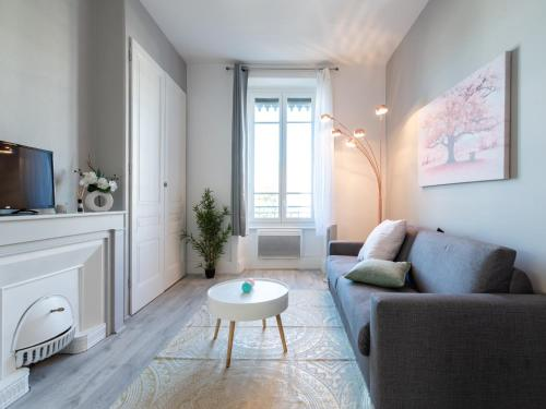 Macé Studio Apartment : Appartement proche d'Oullins
