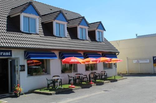 Contact Hotel Hexagone : Hotel proche de Vauchamps