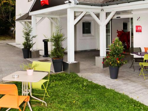 ibis Dole Sud Choisey : Hotel proche d'Authume