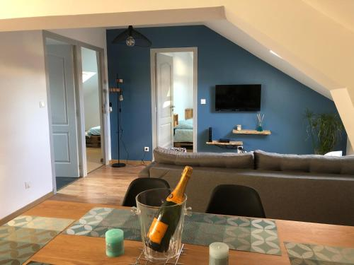 Appartement Jamin : Appartement proche de Reims