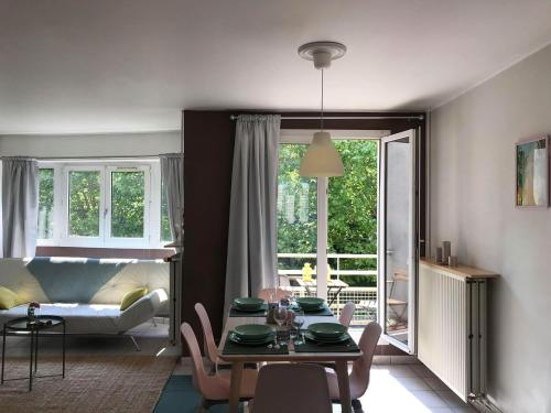 Appartement F3 - Sejour Paris + Disneyland - 37bd Segrais Lognes