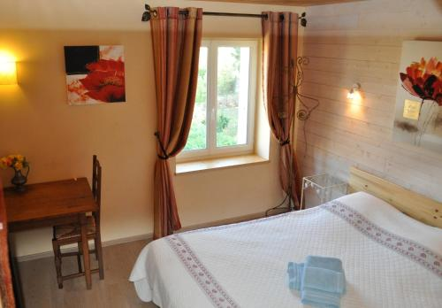 Bed & Breakfast Domaine De Bayanne : Chambres d'hotes/B&B proche d'Alixan