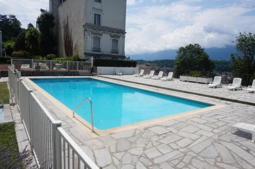 Appartement residence d'albion piscine proche thermes