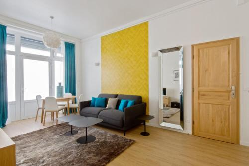 Appartement Luckey Homes - Rue Vulpian