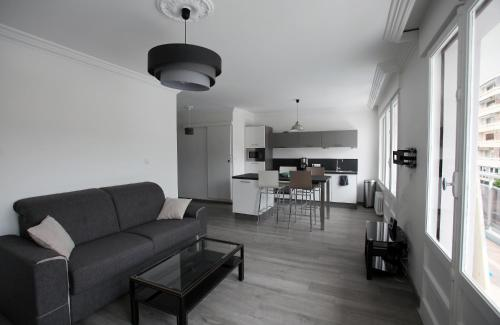 Le Ramoneur, large one bedroom apartment : Appartement proche de Épagny