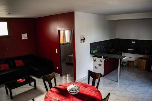 Appartement Gite Lempery