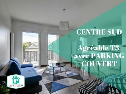Appartement LE DAUBENTON ★ COSY & CLEAN ★