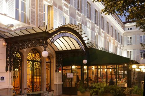Best Western Hôtel de France : Hotel proche de Polliat