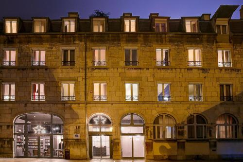 Best Western Citadelle : Hotel proche d'Aulx-lès-Cromary