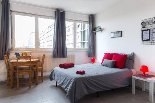 Comfy Studio - City Center : Appartement proche de Lutterbach
