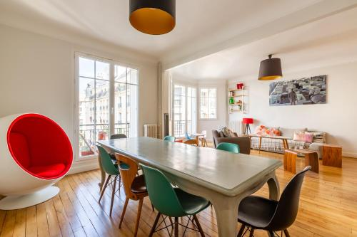 Appartement Veeve - Retro Chic in Petit Montrouge