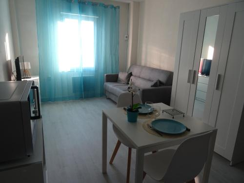 Appartement Studio bord de plage