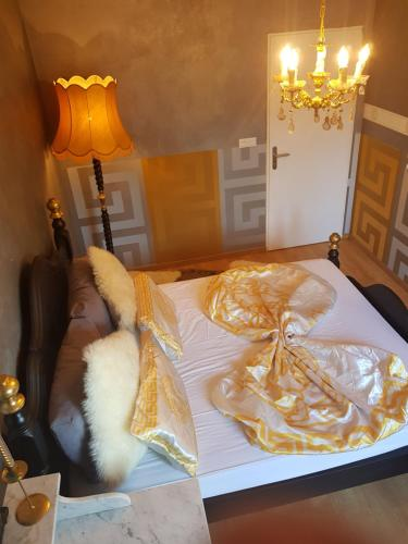 Versace Room : Appartement proche d'Eckbolsheim