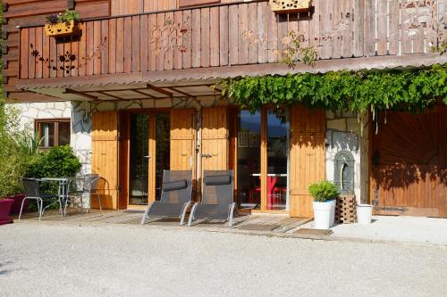 Annecy-Lake and Mountains - Savoie France : Appartement proche de Talloires