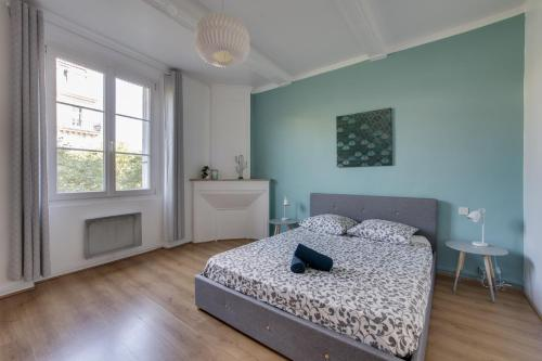 Appartement Joli T2 au coeur de Marseille - Air Rental
