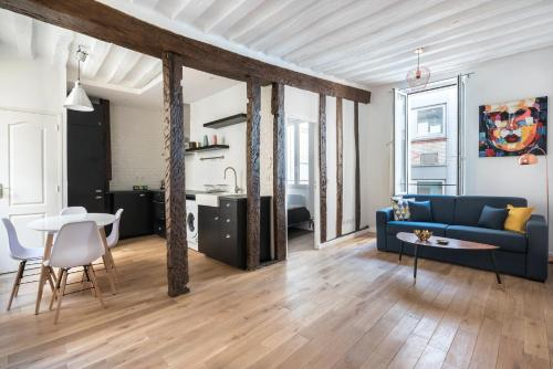 Louvre Apartment : Appartement proche du 1er Arrondissement de Paris
