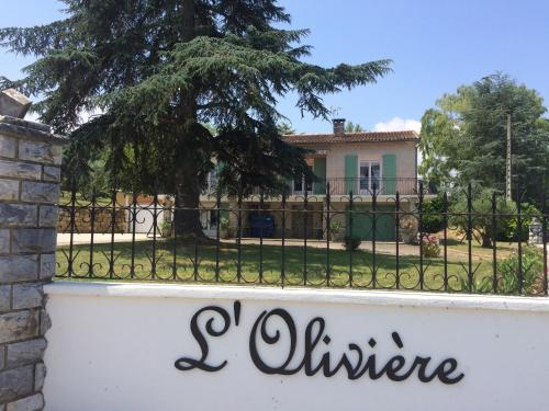 Photo L'OLIVIERE
