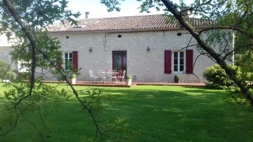 Holiday home chemin de la Canevelle : Hebergement proche de Moustier
