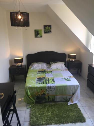 Room close Airport Roissy CDG : Hebergement proche de Villiers-le-Sec