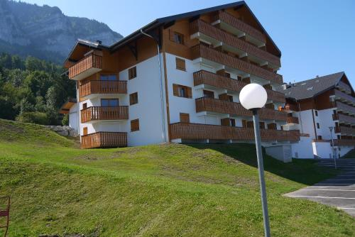 Le Telemark : Appartement proche de Saint-Gingolph