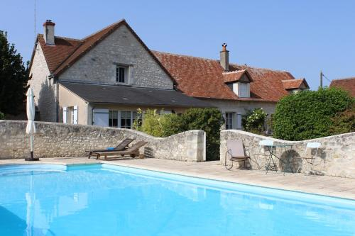 Chambres Les Hirondelles : Chambres d'hotes/B&B proche d'Abilly
