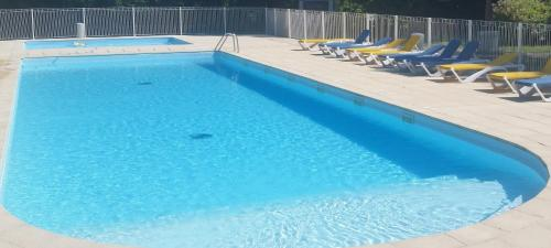 Camping Le Soulhol : Hebergement proche d'Aynac