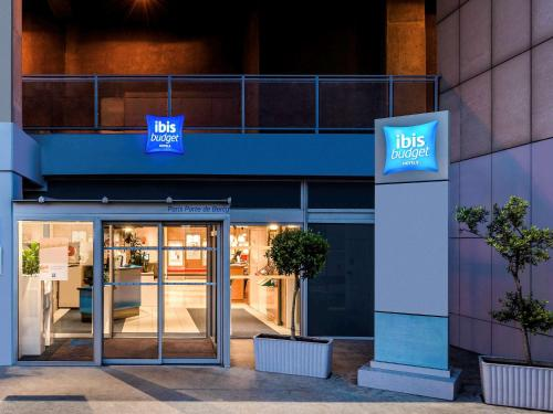 Photo ibis budget Paris Porte de Bercy