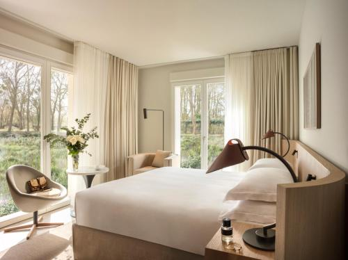 Hyatt Regency Chantilly : Hotel proche de Monceaux
