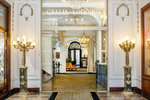 Grand Hotel Gallia & Londres