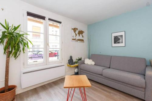 Appartement Bright Studio in Paris 18th