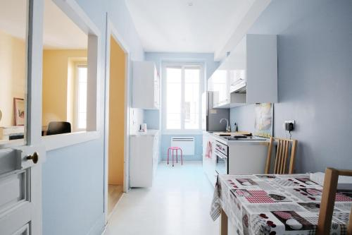 Studio in the center of Lyon near Perrache : Appartement proche du 2e Arrondissement de Lyon