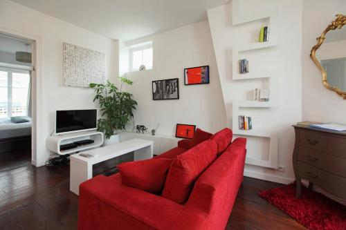 Appartement Artistic & authentic parisian flat