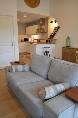 Vini Lodge : Appartement proche de Saint-Vincent-en-Bresse