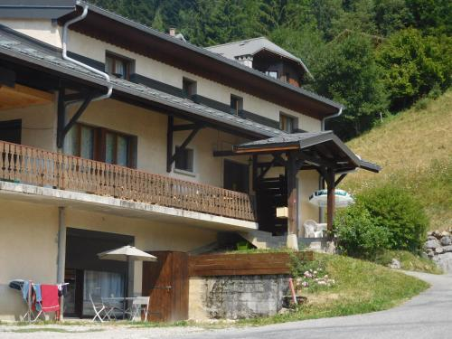 Le refuge : Appartement proche de Brenthonne